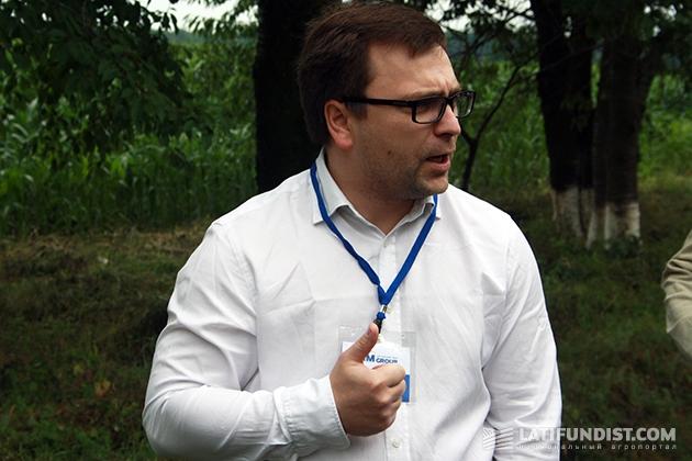 Генеральный директор ООО «ИПК «АМ Групп» Андрей Санин