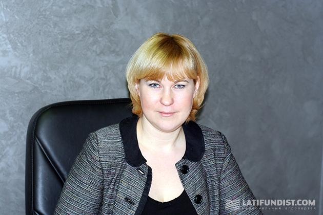 Руководитель образовательных проектов «Кернел» Марина Калюжная
