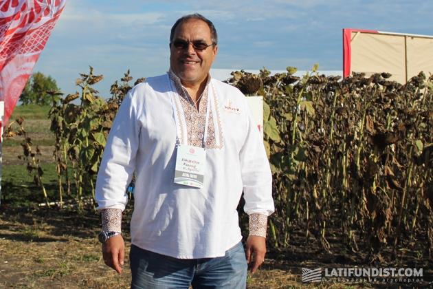 Константин Василиу, руководитель регионального подразделения дистрибьюторской компании «БИЗОН-ТЕХ 2006»