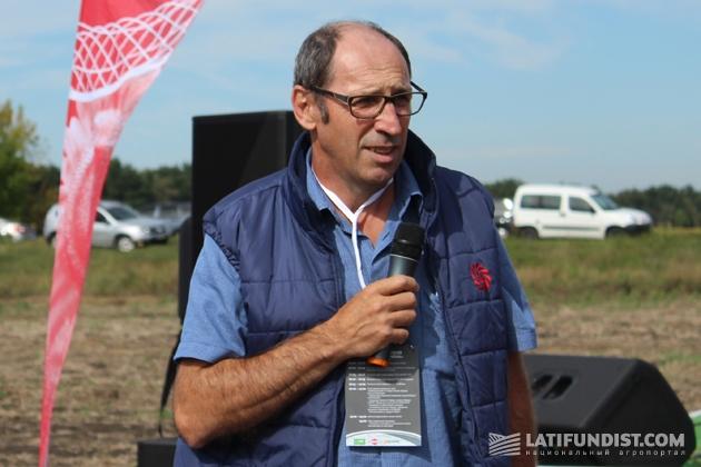 Реми Руанет, менеджер по развитию подсолнечника «Лимагрейн Европа»
