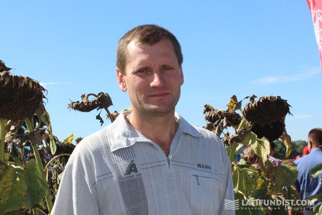 Александр Буклей, главный агроном «Лозовского ХПП» («Кернел»)
