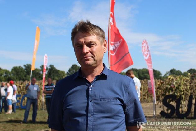 Михаил Золотарев, генеральный директор сельскохозяйственного кооператива «Витязь»