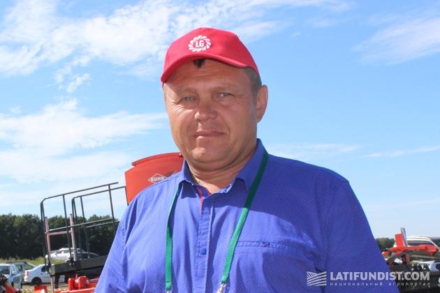 Алексей Гомон, генеральный директор агрофирмы «Новый шлях» («Агротон»)