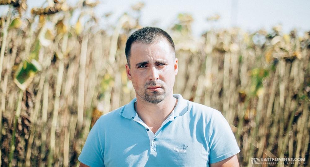 Владимир Леонов, директор предприятия «Витал-Агро»