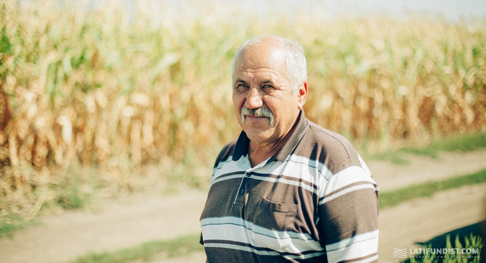 Николай Москаленко, главный агроном «Витал-Агро»