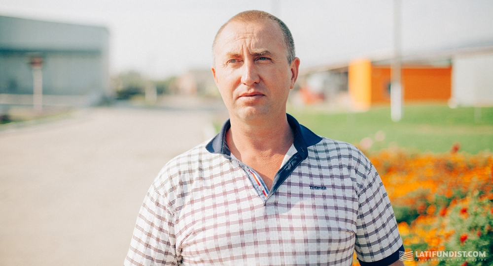 Николай Дрозд, главный агроном «Явир»