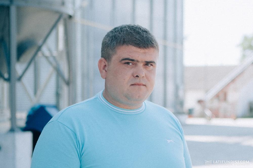 Назар Корсун, агроном «Витал-Агро»