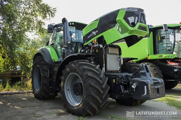 Трактор Deutz-Fahr 9340