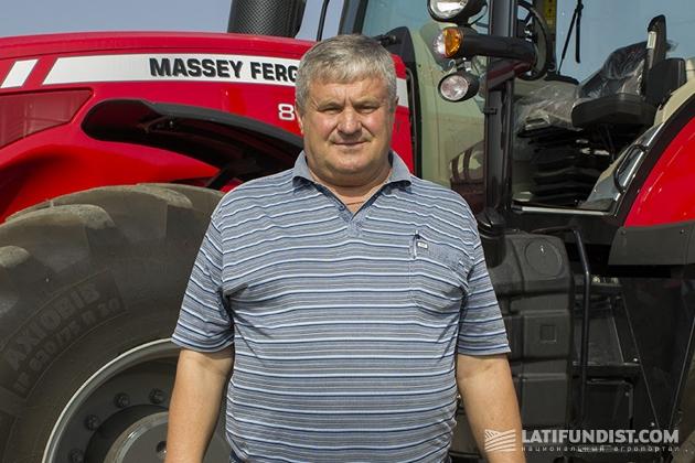 Алексей Носик, директор агрофирмы «Заречная»