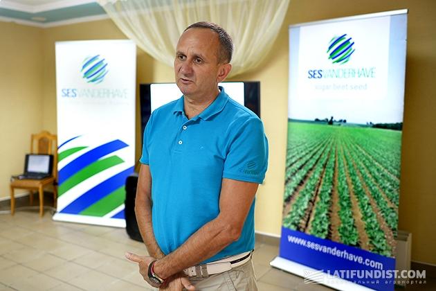 Александр Мельник, генеральный директор компании «Севандерхаве-Украина»