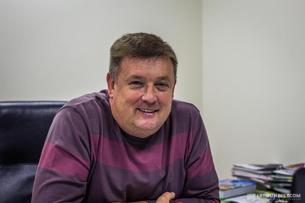 Игорь Сташук, директор по производству агрохолдинга «Агроспецсервис»