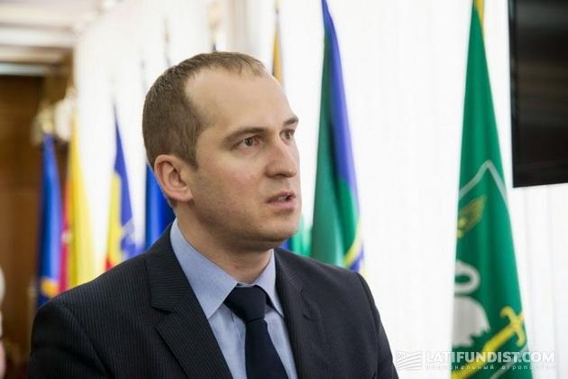 Алексей Павленко отвечает на вопросы журналистов