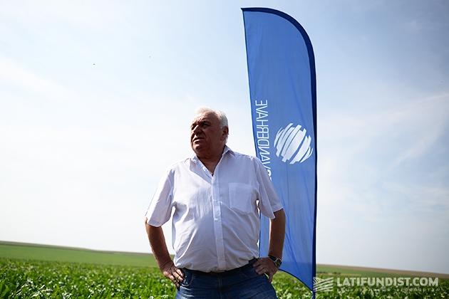 Николай Пылыпин, директор «Аркадии»