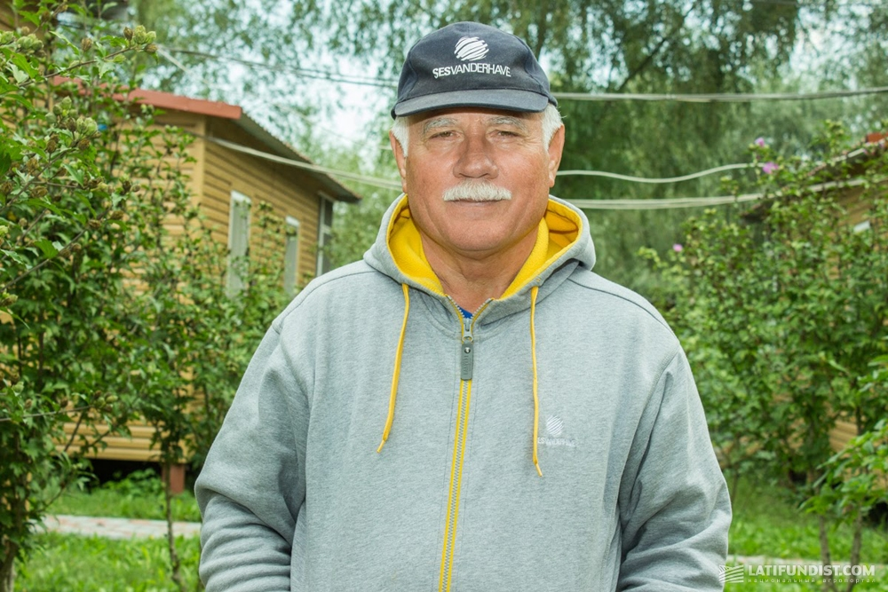 Виктор Гацула, директор по производству семян «Сесвандерхаве-Украина»