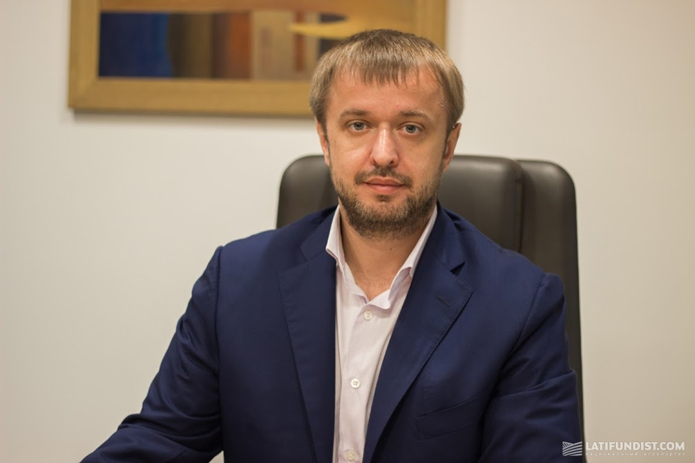 Андрей Гордийчук, глава корпорации «Сварог Вест Груп»