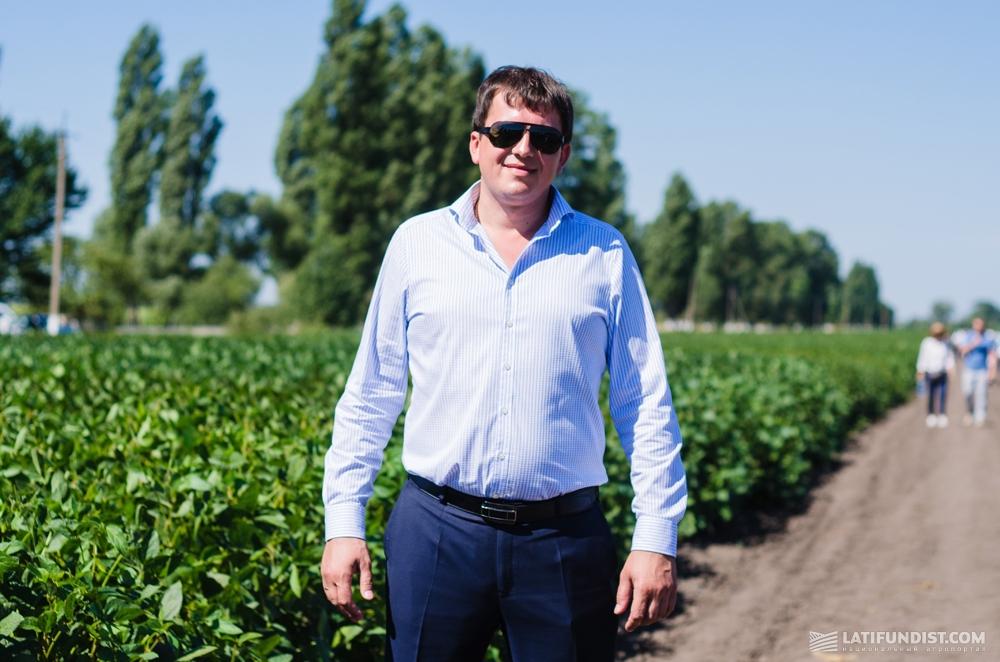 Николай Дячук, исполнительный директор корпорации «Сварог Вест Груп»