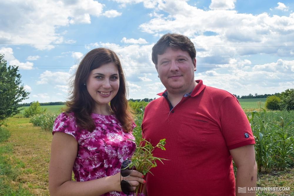 Антонина Скляренко, глава правления Сообщества производителей и потребителей бобовых в Украине