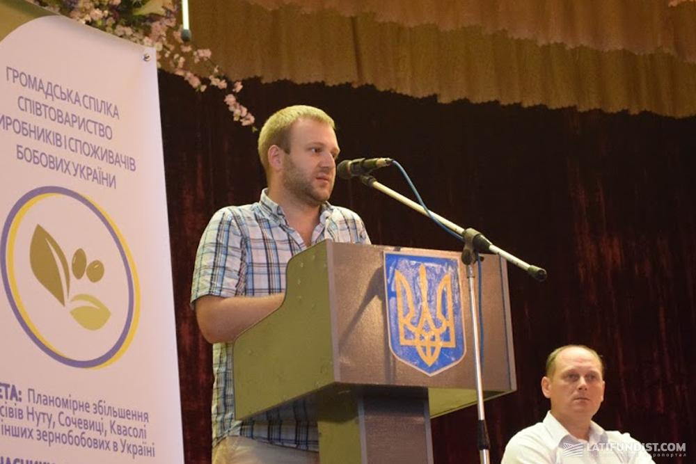 Сергей Галашевский, директор «Органик Стандарт»