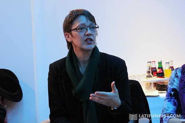 Представитель немецкой организации защиты прав потребителей Ютта Якше