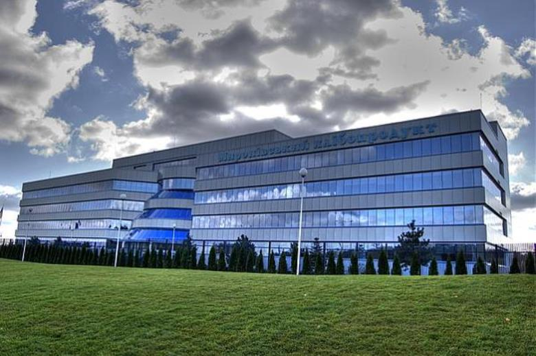 Центральный офис компании «МХП»