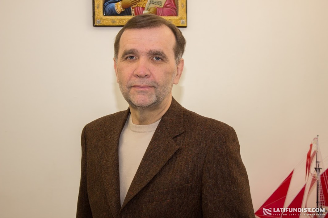 Александр Бакуменко, и.о. председателя аграрного комитета