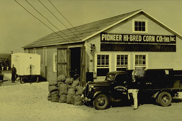 Pioneer Hi-Bred Corn Company