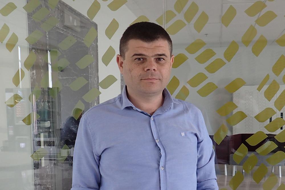 Владимир Нагорный, автор статьи, руководитель отдела земельной политики и имущественных отношений «Мироновский Хлебопродукт»