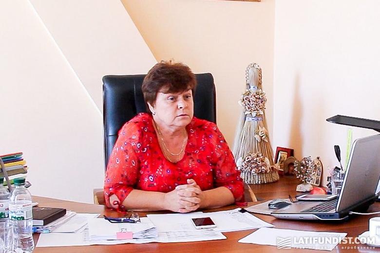 Лариса Игнат, генеральный директор «Агропрайм Холдинг»