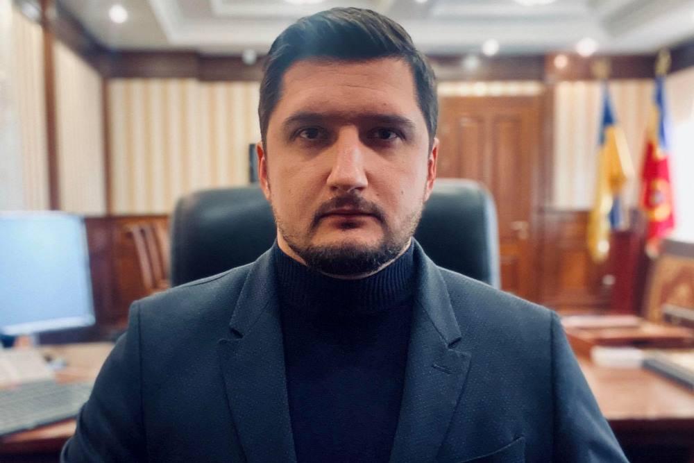 Ярослав Погорелый, экс-председатель Государственного агентства резерва Украины (Госрезерв)