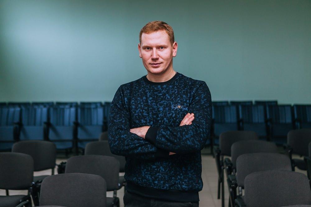 Евгений Мороз, работник по комплексному обслуживанию сельскохозяйственного производства