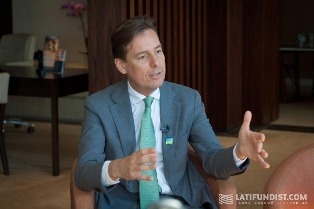 Маттиас Крьон считает очень важным работать с надежными компаниями