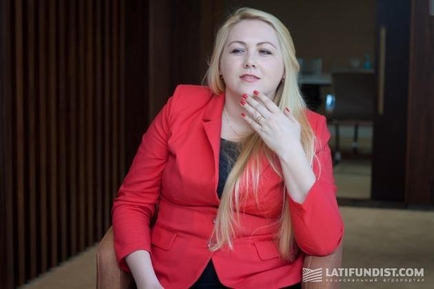 Инна Метелева уверена в успехе украинских производителей неГМ сои на европейском рынке