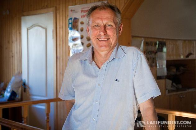 Анатолий Быкин, генерального директора предприятия «Биотех ЛТД»