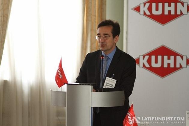 Александр Данилейко
