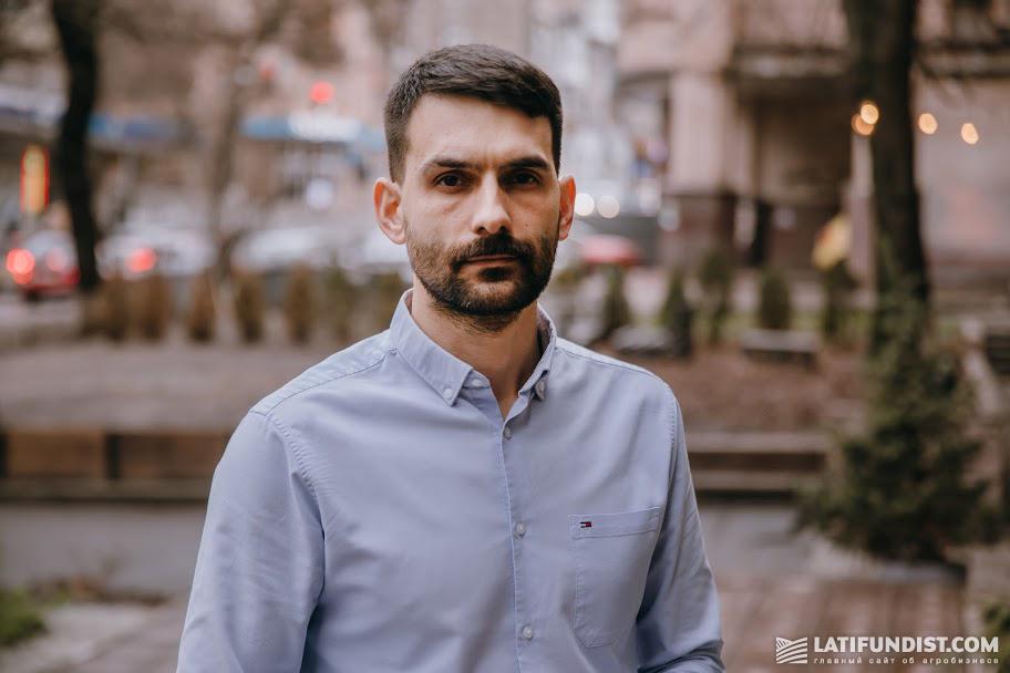 Артем Беленков, основатель компании SmartFarming