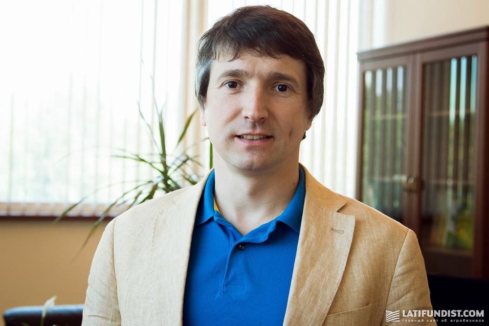 Алексей Стеценко