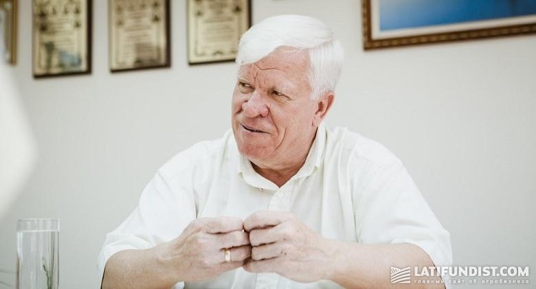 Алексей Вадатурский, генеральный директор и основной владелец компании «НИБУЛОН»