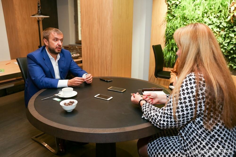 Беседуем с Андреем Гордийчуком