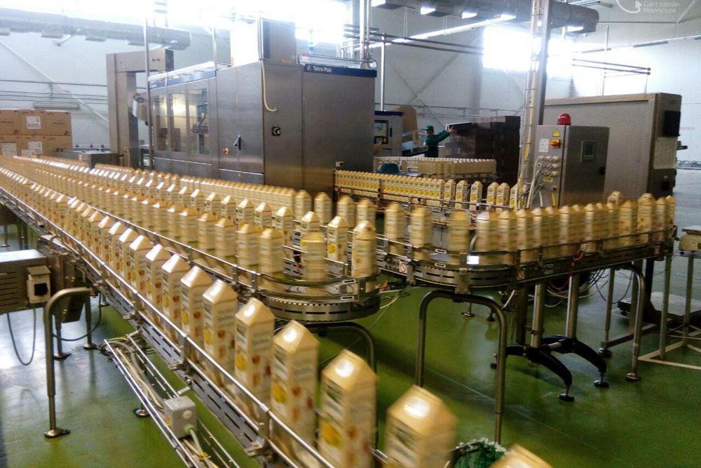 Производство сока Galicia