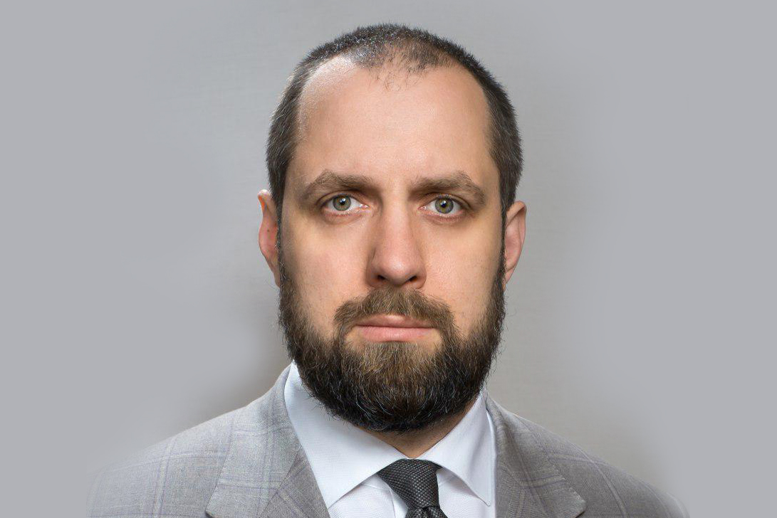 Andrian Artsyshevsky, the Administrative Director of T.B. Fruit