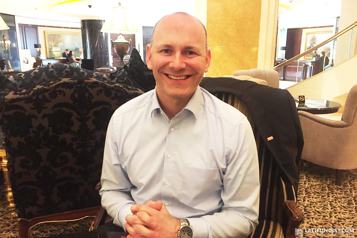 Александр Гердинг, директор по управлению бизнесом BASF Agricultural Solutions в странах СНГ