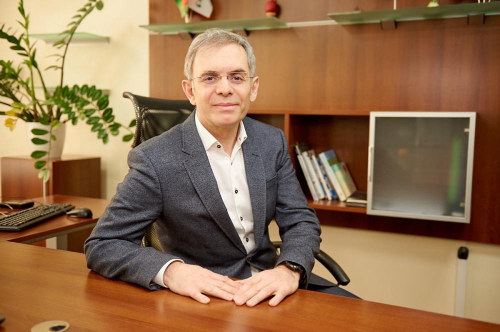 Тибериу Дима, руководитель агробизнеса BASF в Украине, Молдове и странах Кавказа
