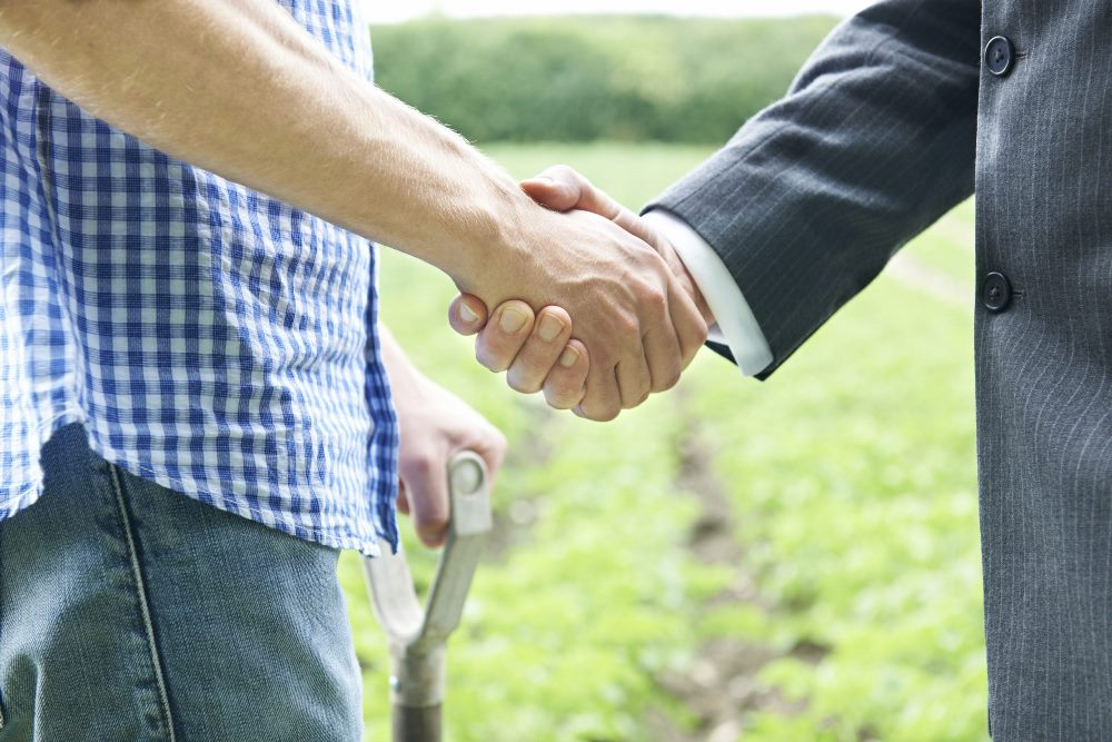 Трейдеры и фермеры должны договориться без участия государства