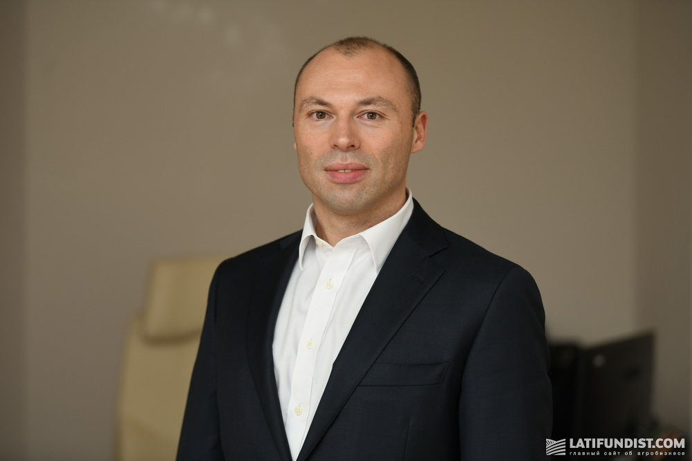 Андрей Бобышев, CEO Universal Commodity Clearing