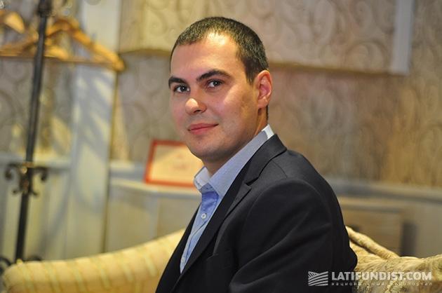 Ярослав Бойко, совладелец компании IST AGRO SERVICE