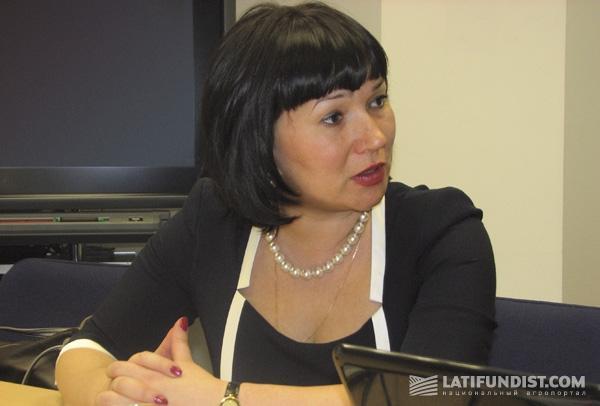 Лариса Бондарева, директор по корпоративному бизнесу и МСБ, член правления ПАО «Креди Агриколь Банк»