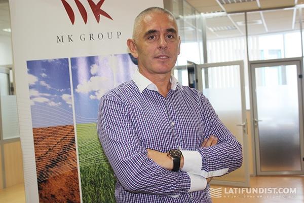 Желько Эрцег, глава наблюдательного совета компании «Агро Инвест Украина»