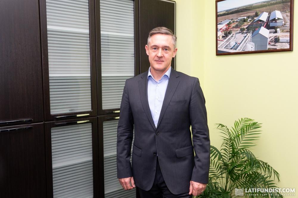 Найджел Твейтс, генеральный директор «Евралис Семенс Украина»