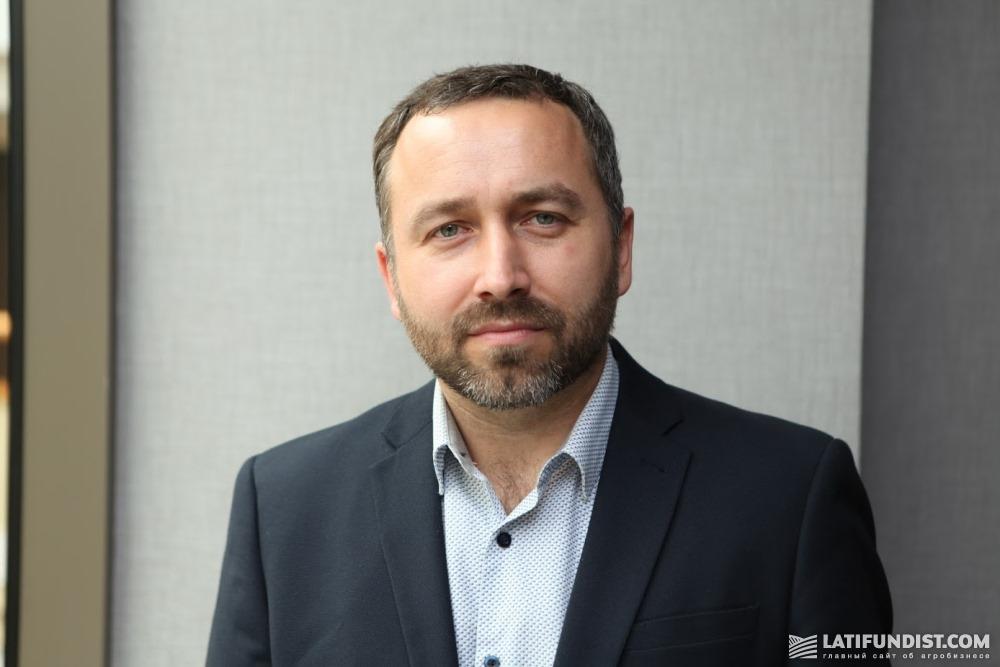 Павел Матвиенко, директор компании «ЕВРО ЛОГИСТИК УКРАИНА»