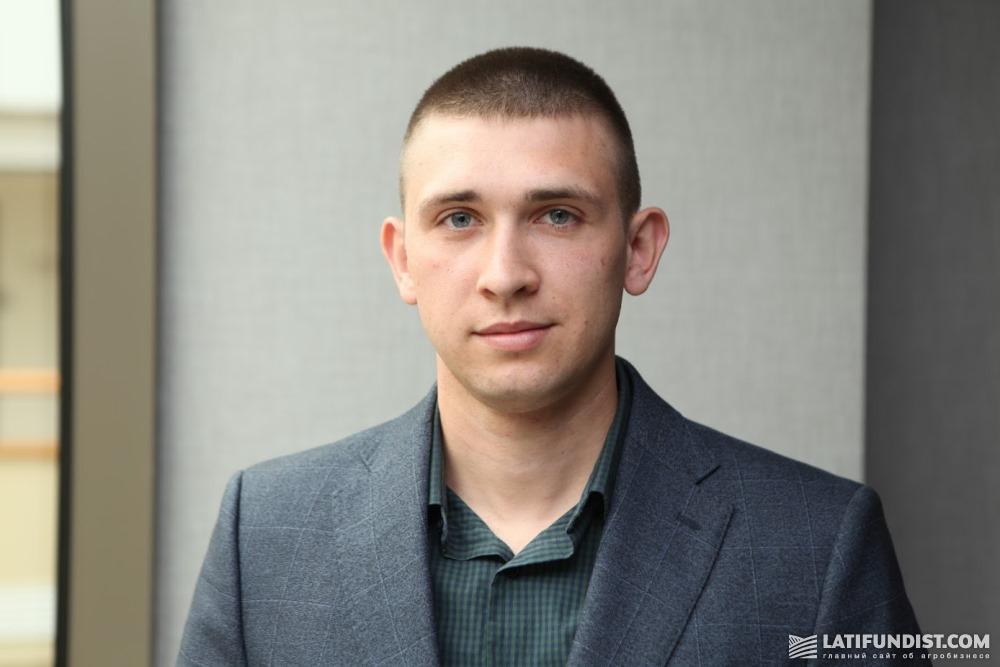 Владислав Дышкант, заместитель директора по коммерческой работе «ЕВРО ЛОГИСТИК УКРАИНА»
